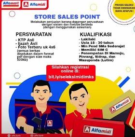 Lowongan Kerja SMA/SMK Terbaru di PT Midi Utama Indonesia (Alfamidi) Makassar September 2020