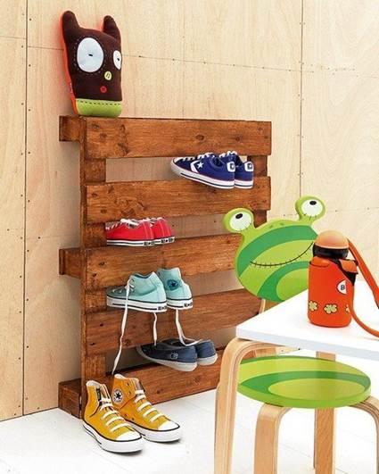 Wooden Pallets For Children's Room Decoration 4
