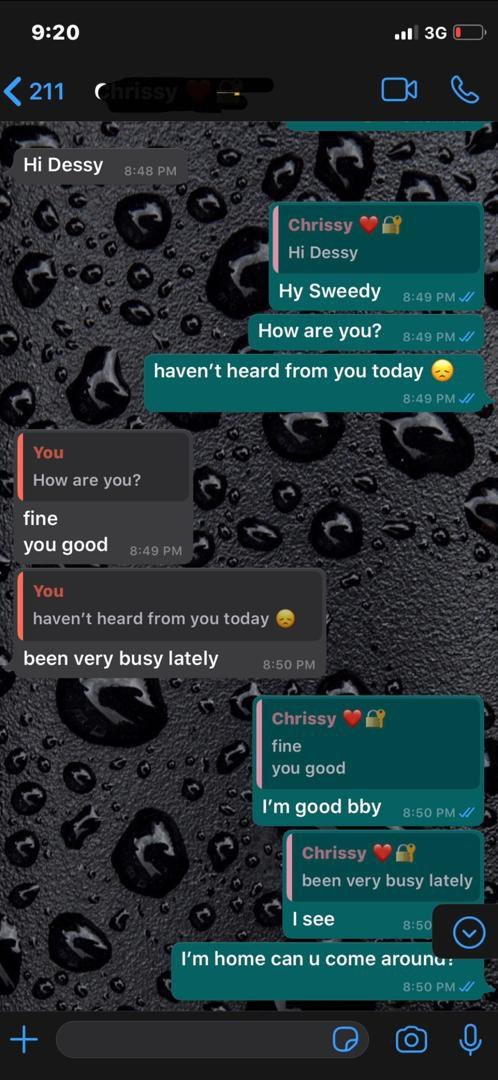 LET'S TALK  : TWITTER USER SHARES A STORY ON HOW HE GET DUMPED BY A GIRLFRIEND AFTER HE SUPPORT HER EDUCATION