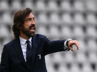 Kekalahan pahit ini bukanlah hasil yang bagus bagi si pelatih muda Juventus, Andrea Pirlo