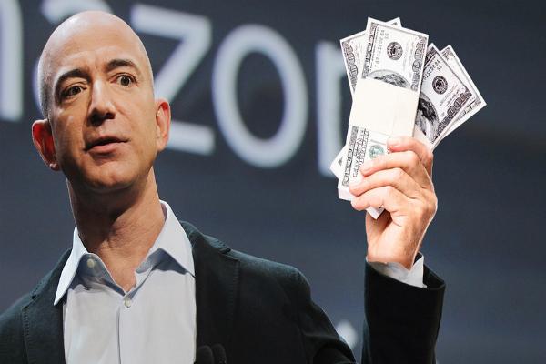 بسبب البلاك فرايدي.. ثروة جيف بيزوس تتجاوز 100 مليار!