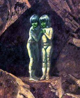 Il mistero dei bambini verdi di Woolpit, tra leggenda e realtà