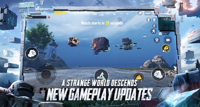 PUBG Mobile 1.2 Global Update official Patch Notes