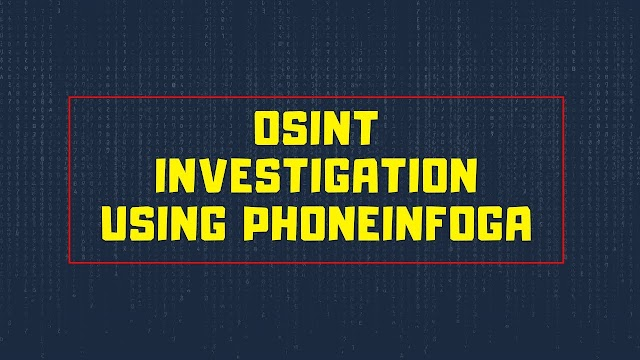 Phone Number Information Gathering With PhoneInfoga Tool