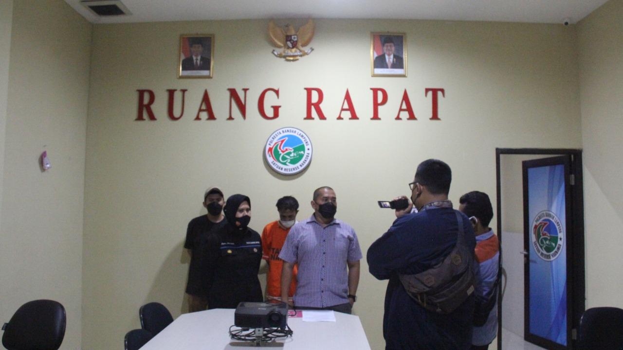 Bandar Lampung, Narkoba
