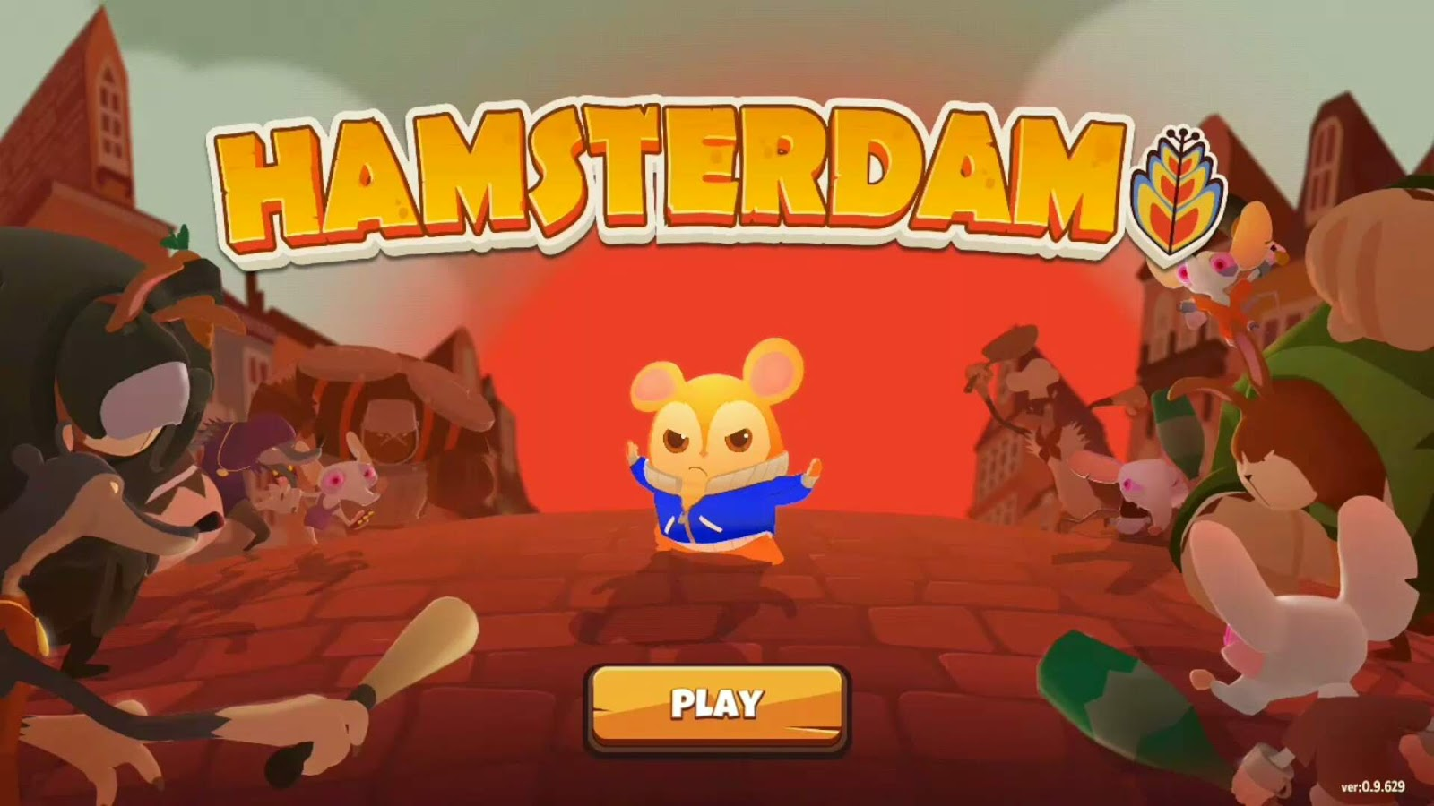 Download Game Offline Hamsterdam Apk Obb