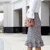 Subtle details    Floral Skirt