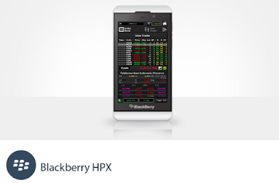 Gambar HPX online trading For Blackberry