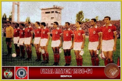 Copa dos Campeões 1960-1961: O primeiro título do Benfica