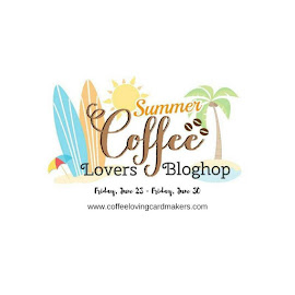 Summer Coffee Lovers Blog Hop.