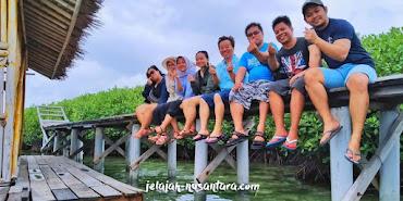 paket wisata murah open trip pulau harapan 3 hari 2 malam