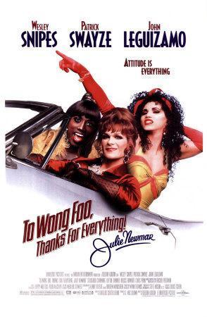 "VER ONLINE Y DESCARGAR PELICULA ""¿Reinas o Reyes?""  ""To Wong Foo, Thanks for Everything, Julie Newmar"""