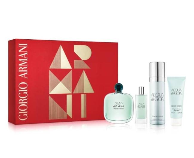 Giorgio Armani Perfume Gift Set