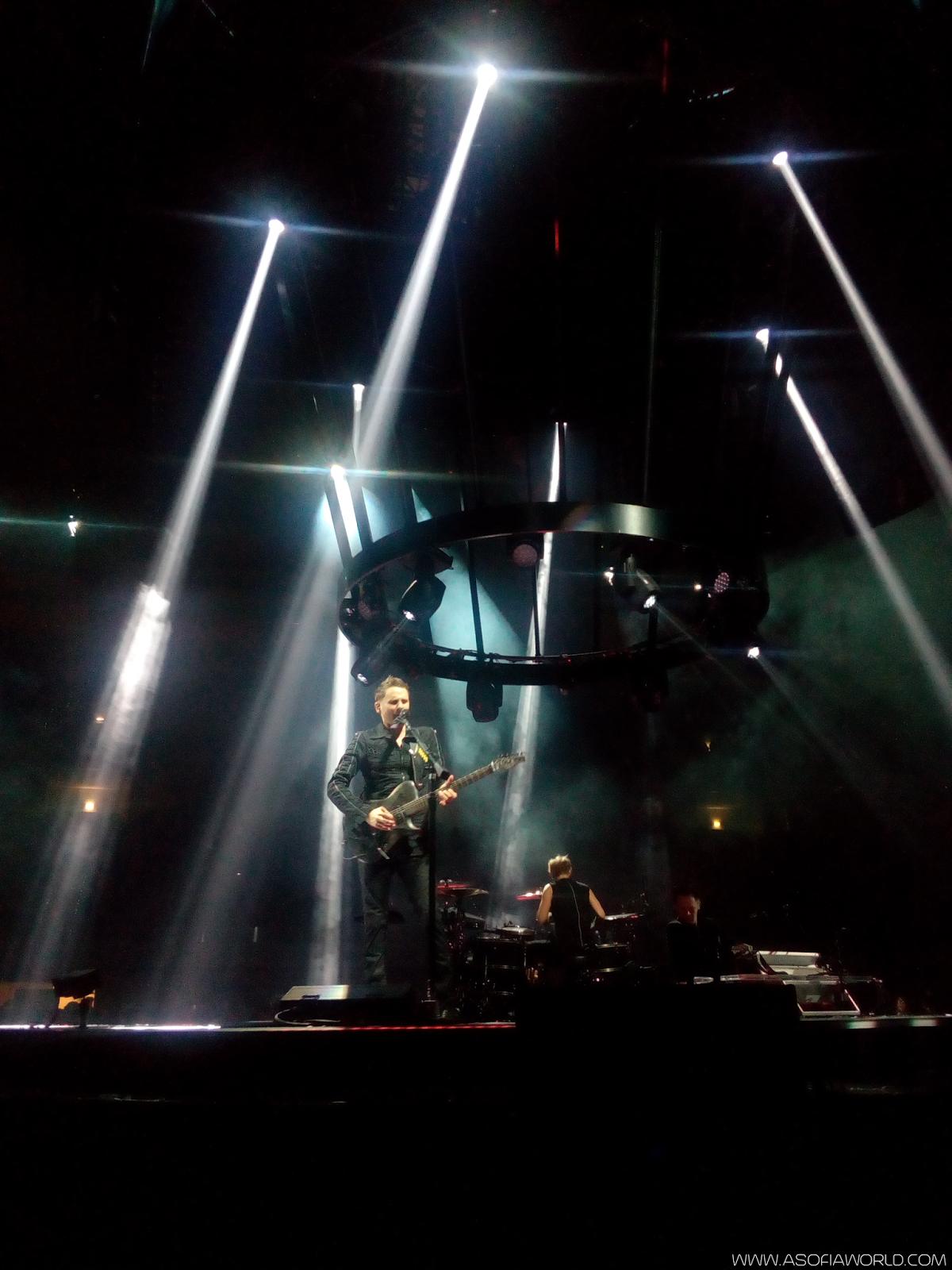 Muse, Meo Arena, Lisboa, Maio 2016