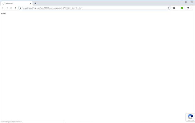 redirecciones de Servebits.net