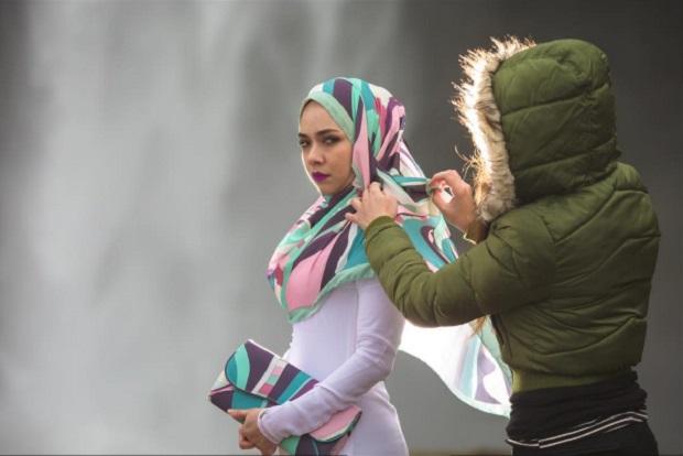 Wow.. 5 Gambar Nora Danish Photoshoot Di Lokasi Filem Dilwale