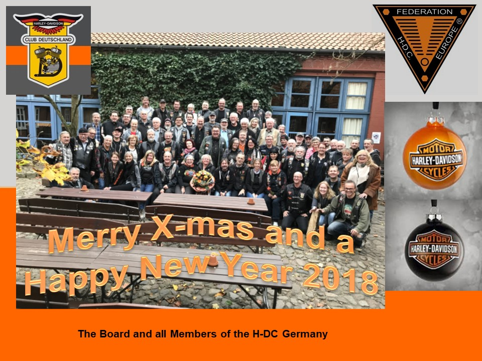 HARLEY BROTHERS LUXEMBOURG: Christmas Cards from FH-DCE