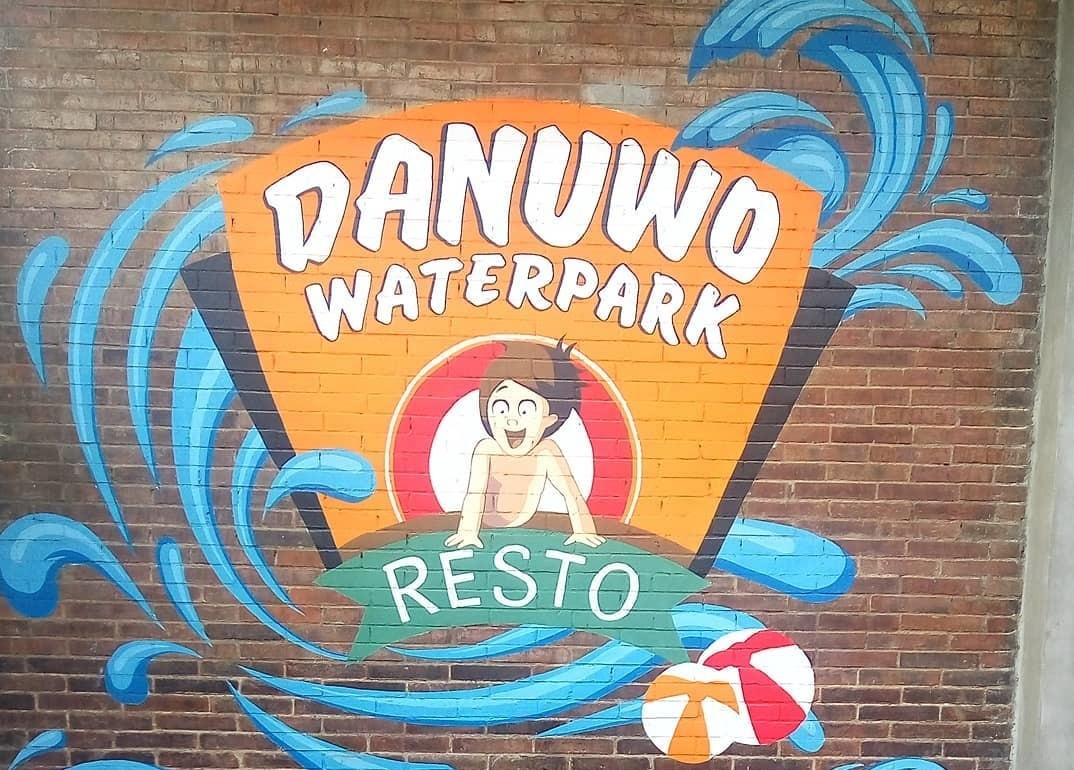Lokasi Danuwo Waterpark
