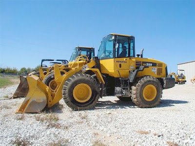 WA250-5H WA250PT-5H wheel loader komatsu shop manual