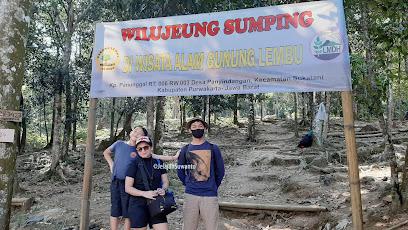 Gapura Wilujeng Sumping Gunung Lembu | JelajahSuwanto