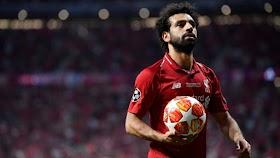 Bintang Liverpool Mohamed Salah Terkena Covid-19