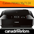 Canon PIXMA MG7120 Driver Download - For Windows, Mac And Linux