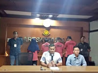 Modus Gres ! Empat Pelaku Penyebar Hoaks Penculikan Anak Ditangkap