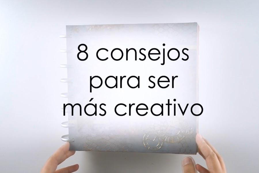 ser mas creativo