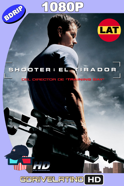 Shooter: El Tirador (2007) BDRip 1080p Latino-Ingles MKV