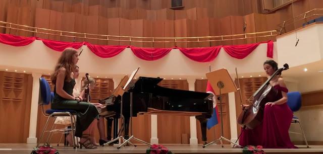 keman, flüt, piyano, viyolonsel