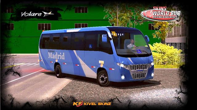 VOLARE W9 FLY - VIAÇÃO TURISMO MADRID