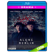 Alone in Berlin (2016) BRRip 720p Audio Ingles 5.1 Subtitulada
