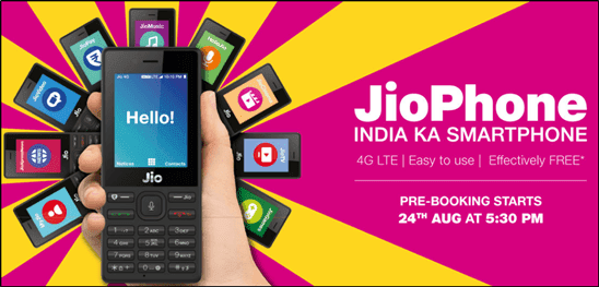 Jio Phone Kaise Book Kare