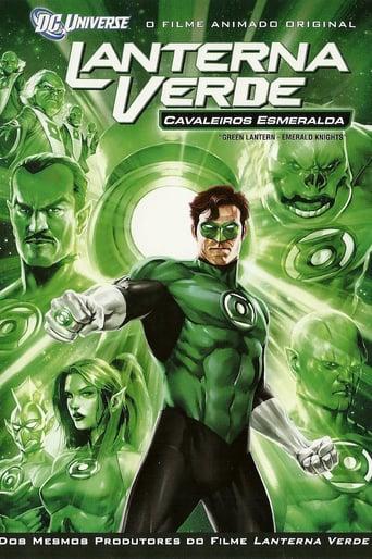 Lanterna Verde - Cavaleiros Esmeralda (2011) Download