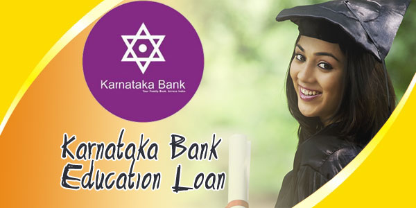 Karnataka Bank Education Loan