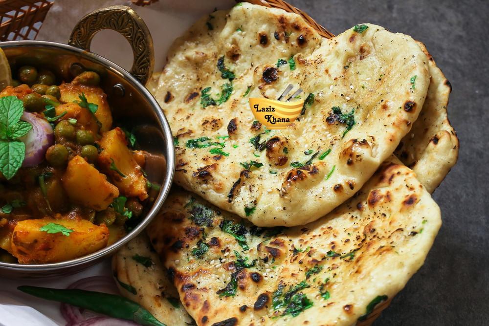 Aloo Kulcha Recipe in Hindi