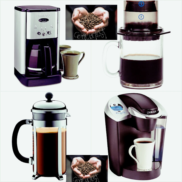 Coffee Makers, Different Coffee Types,coffee types,coffee espresso