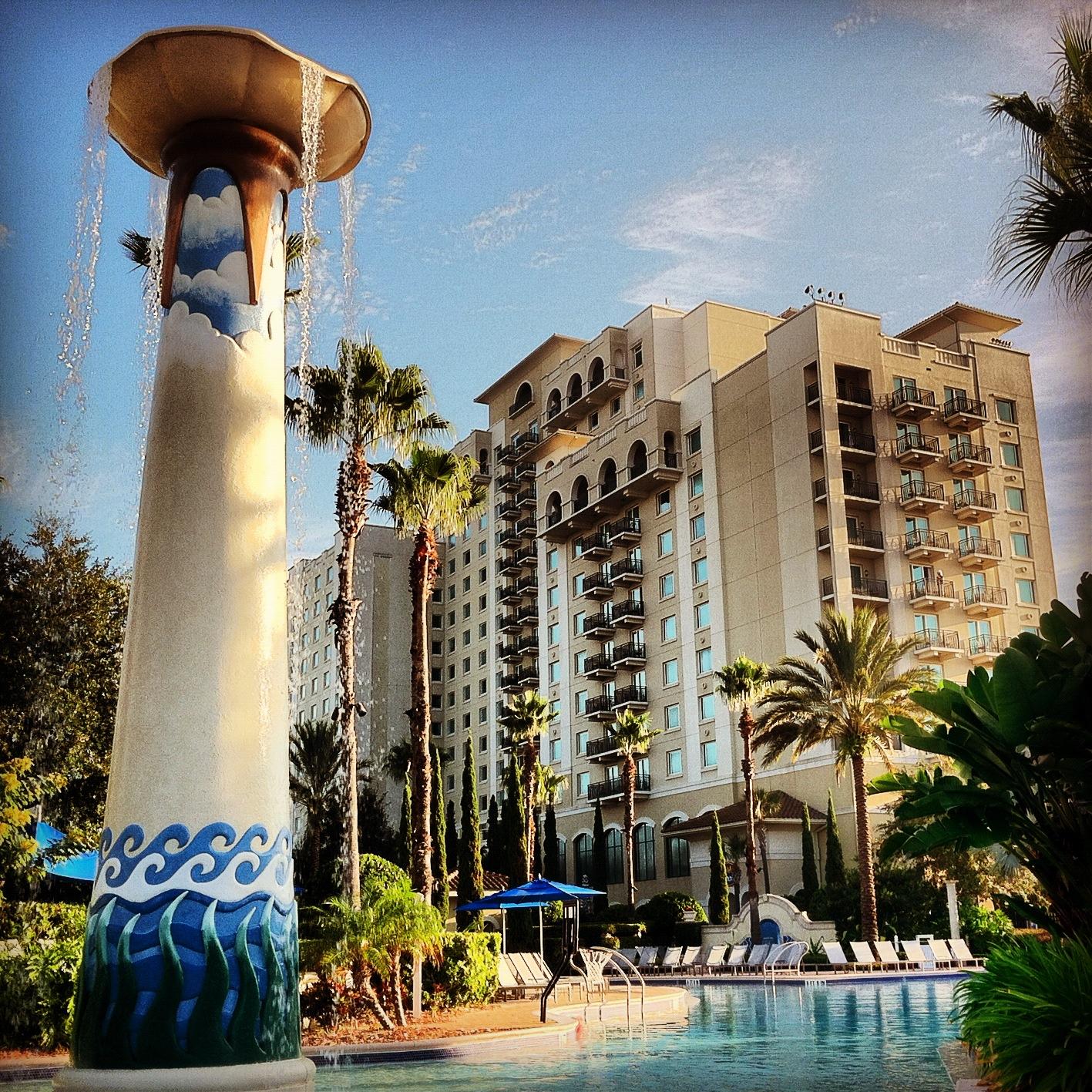 The Omni Orlando At Championsgate Check In Florida The