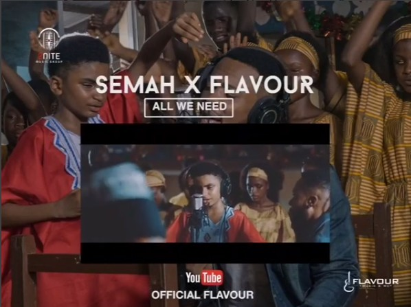 Semah G  Weifur Ft Flavour - All We Need Video