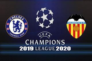 Челси Валенсия смотреть онлайн бесплатно 17 сентября 2019 прямая трансляция в 22:00 МСК.