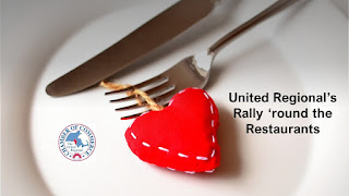 United Regional's Rally 'round the Restaurants