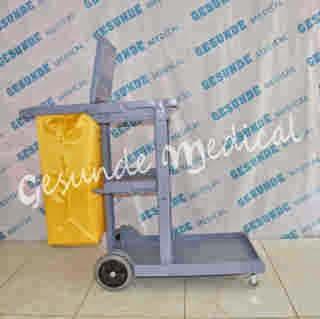 harga janitor trolley gm sc01