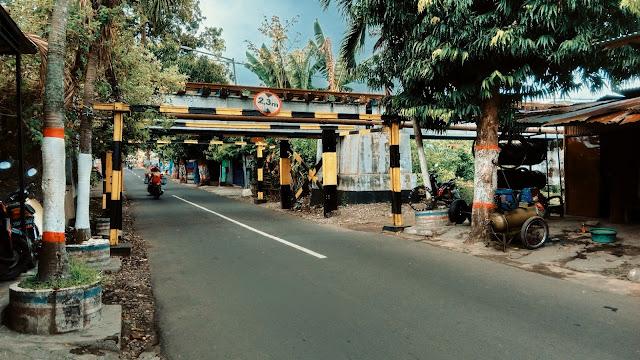 Viaduct kereta api Blitar