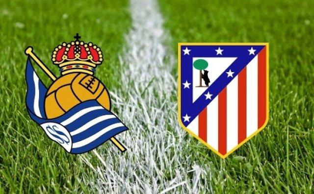 مباراة اتليتكو مدريد وريال سوسيداد