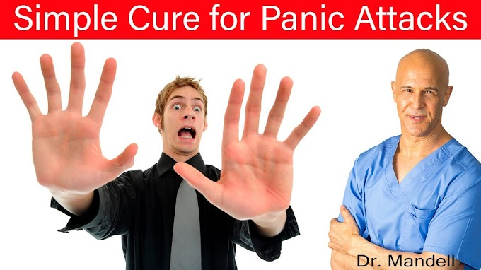 Simple Cure for Panic Attacks I Lived It Dr Alan Mandell