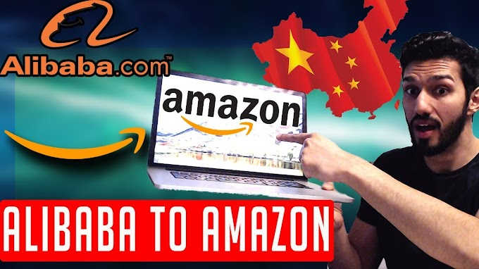 AMAZON FBA HOW TO SHIP TO AMAZON - EASY WAY! Get Products From China Alibaba To Amazon FBA