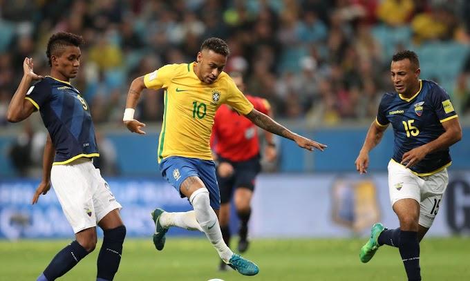 Brasil recebe Equador em Porto Alegre pelas Eliminatórias para a Copa CBF confirma jogo após Conmebol anunciar retorno da competição