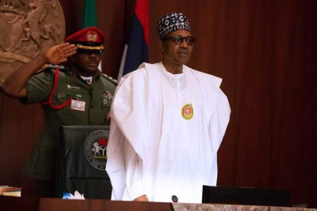 Buhari Approves Amshi As Chairman, National Assembly Service Commission