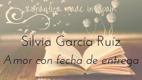 Silvia García Ruíz_novela romántica contemporánea