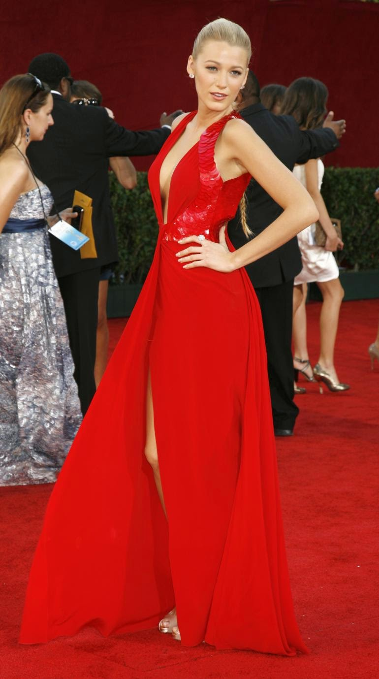 Blake Lively Style Guide Favorite Red Carpet Looks